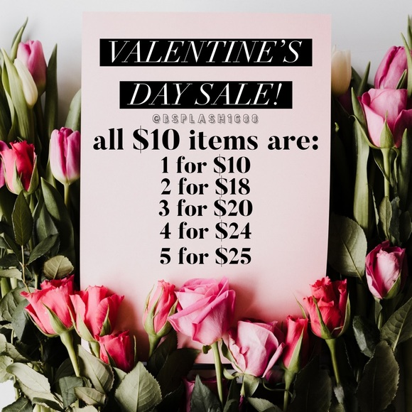 Treat Yourself this Valentine's Day!